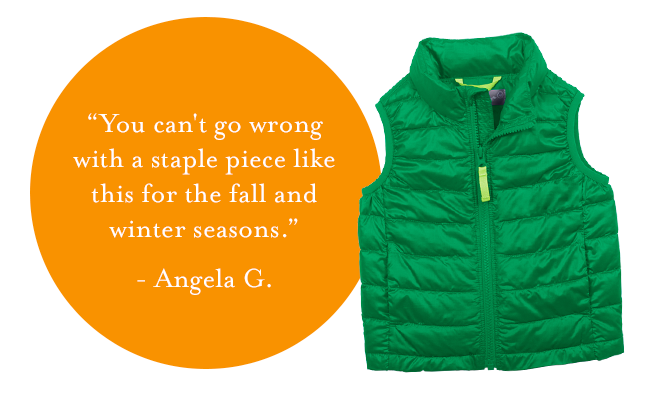 """""""Great quality; great fit - you can't go wrong with a staple piece like this for the fall and winter seasons.""""  Angela G."""