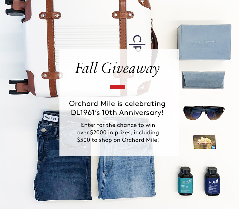 338c3ed15ad3 Orchard Mile: Friends and Family Sale Starts Now: Up to 30% Off | Milled