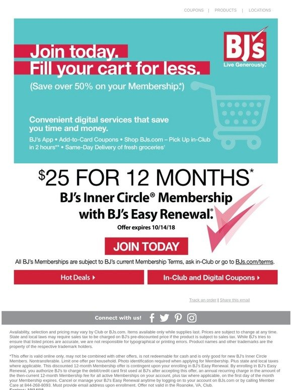 How to Save at BJs