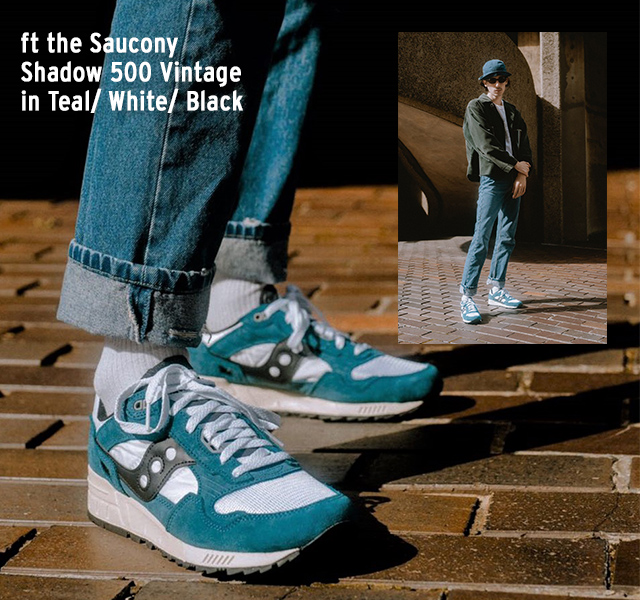 the best attitude eeaca f48d8 Tower London: A retro classic! Saucony & the Shadow 5000 ...