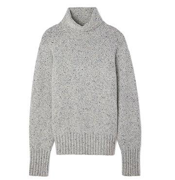 Joseph Roll-Neck Sweater