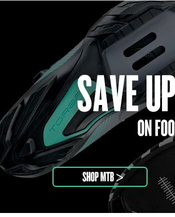 Save up to 40%on Footwear - Shop MTB