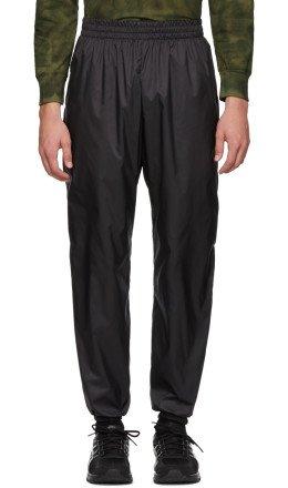 GmbH - SSENSE Exclusive Black Seher Jogging Lounge Pants