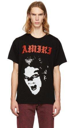 Amiri - Black Lost Boys T-Shirt