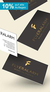 Flyeralarm Com Nl Jetzt Im Angebot Visitenkarten Mit