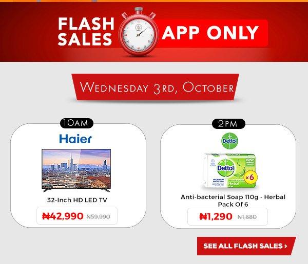 Jumia Nigeria 2: It's Mobile Wednesday! Grab Iphone XS Max