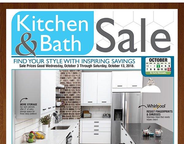 Menards Kitchen Bath Find Your Style Milled