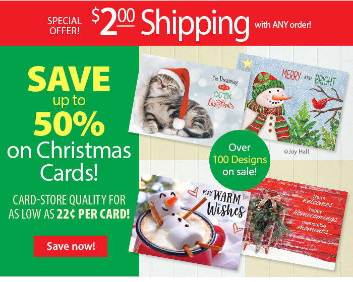 shop current catalog - Current Christmas Cards