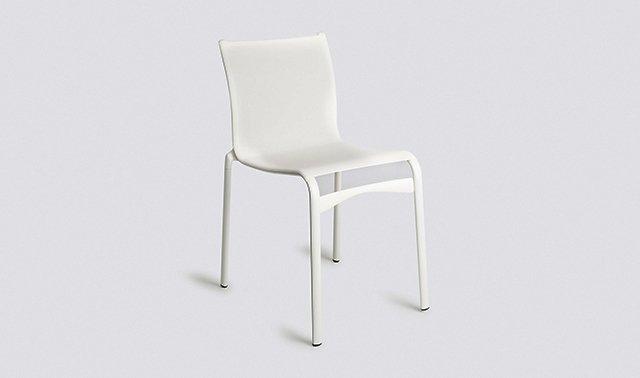 'Highframe 40' chair, white
