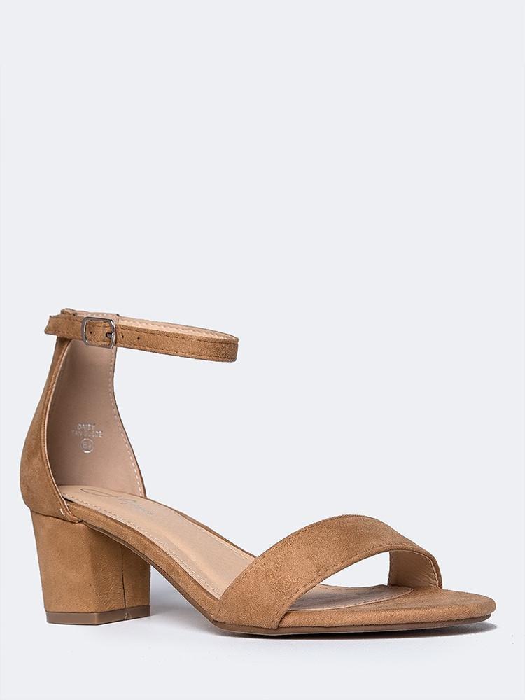 Image of Daisy Mid Heel Sandal