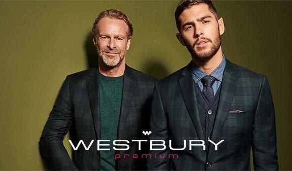 C&A: Entdecke das neue Westbury Premium!   Milled