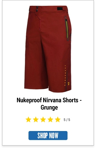 Nukeproof Nirvana Shorts - Grunge