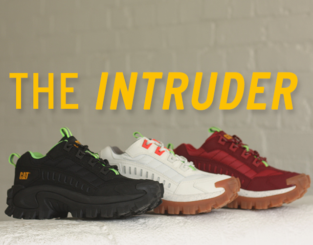 2814a2fdbcfb5 Tower London: 1996-2018. The CAT Footwear Intruder is back. | Milled