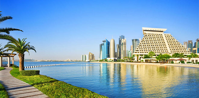 Sheraton Grand Doha Resort 4*
