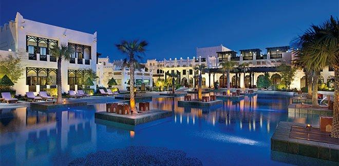 Sharq Village & Spa, A Ritz-Carlton Hotel 5*