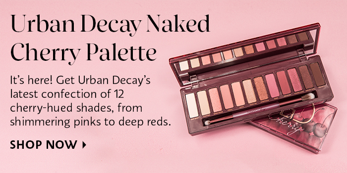Urban Decay Cherry Palette