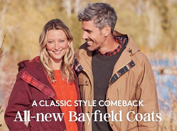 2c4c3fc58ce4f Lands End  Bayfield Coats! £15 OFF order + FREE P P