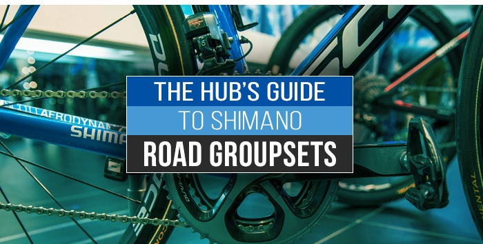 The Hubs guide to Shimano road groupsets