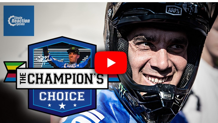 Video: Sam Hill, World Champion