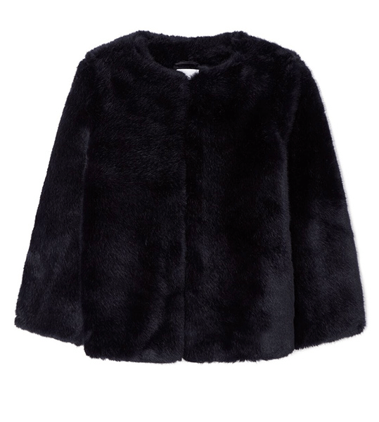 Sharon Faux Fur Jacket