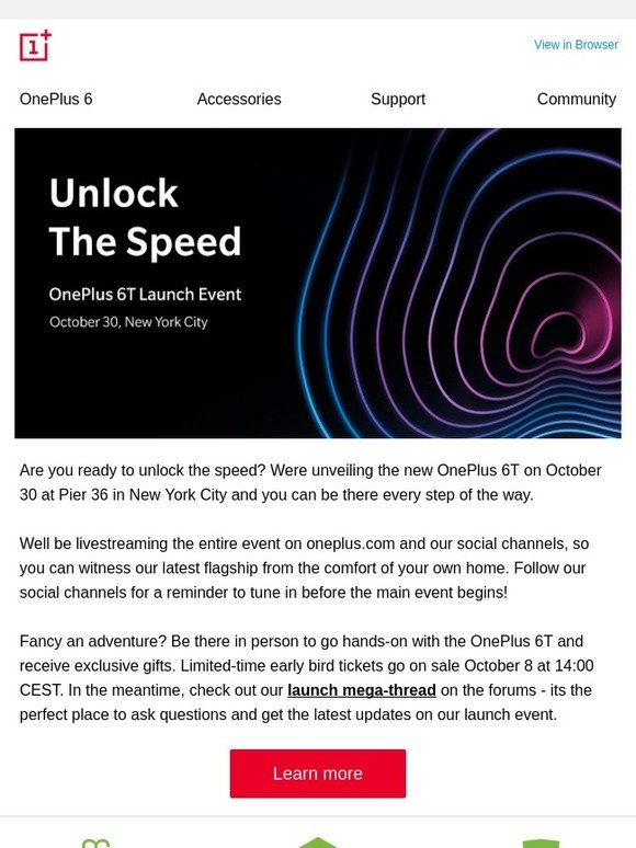 OnePlus: The OnePlus 6T Launch, coming on October 30 | Milled
