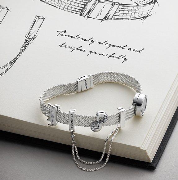 John Greed Jewellery: PANDORA Reflexions - The NEW way to wear ...