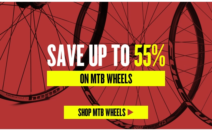 Save up to 35% on Road Wheels