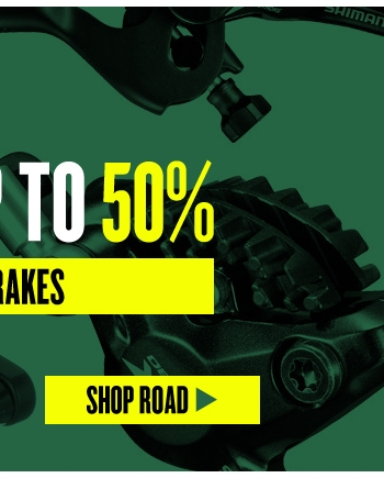 Save up to 50% on Brakes - Shop ROAD