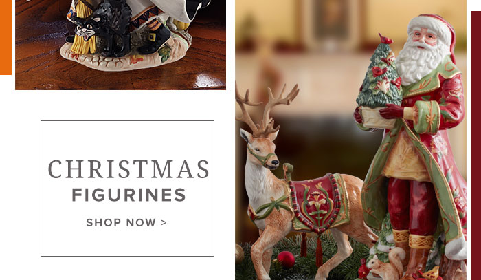 Shop Christmas Figurines