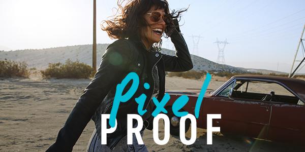 Pixel Proof