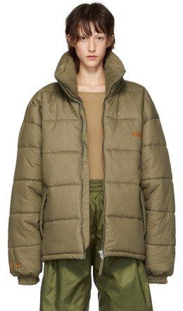 GmbH - Khaki Debs Puffer Jacket