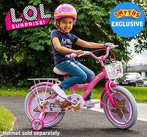 "16"" L.O.L. Surprise! Bike"