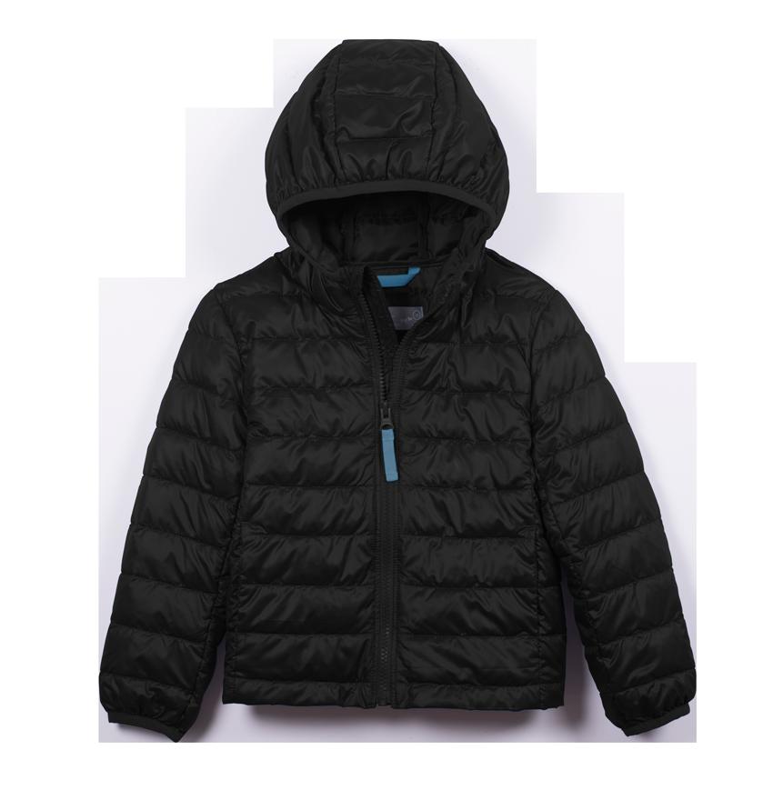 the lightweight puffer jacket