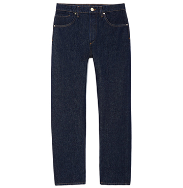 Goldsign The Benefit Straight_leg Jeans $275