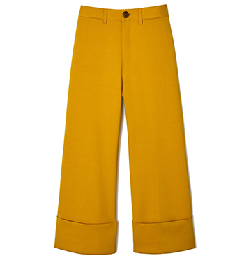 Wool Tradition Classic Cuffed Pants