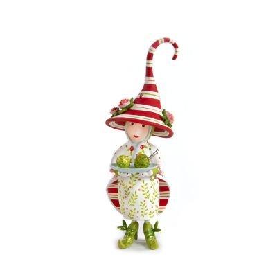 Patience Brewster Mrs. Santa's Elf Ornament