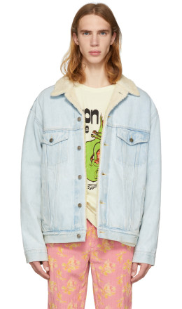 Gucci - Blue Paramount Pictures® Edition Denim Jacket