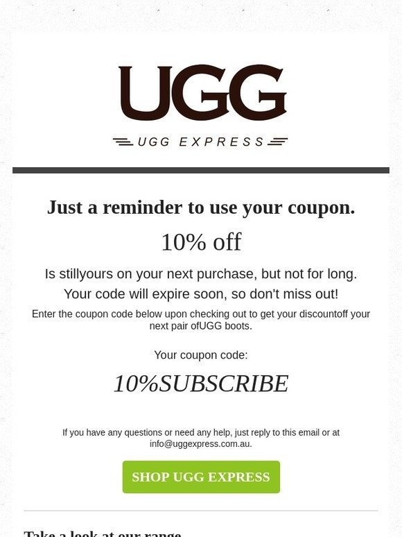 ugg coupons dec 2018 off 61% - www