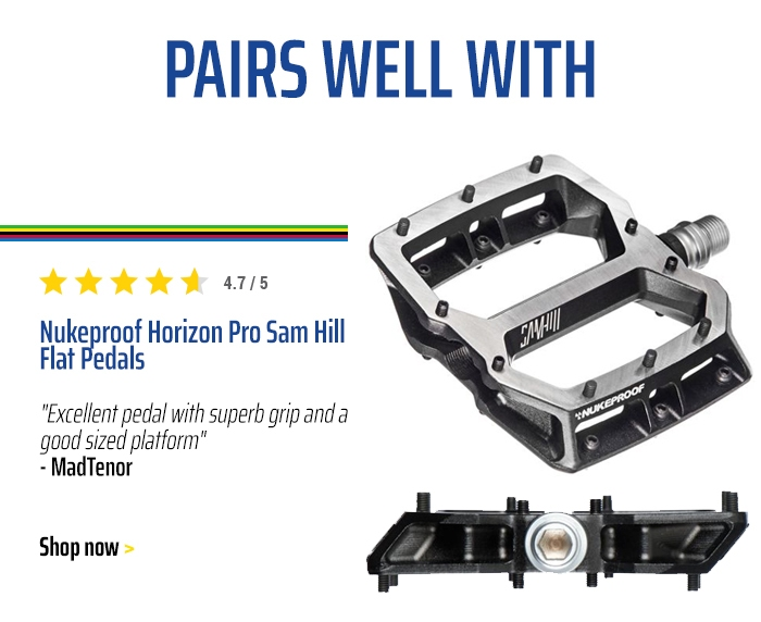 Nukeproof Horizon Pro Sam Hill Flat Pedals