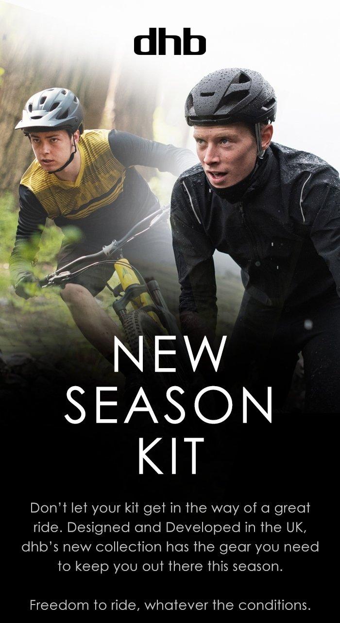 dhb New season Kit