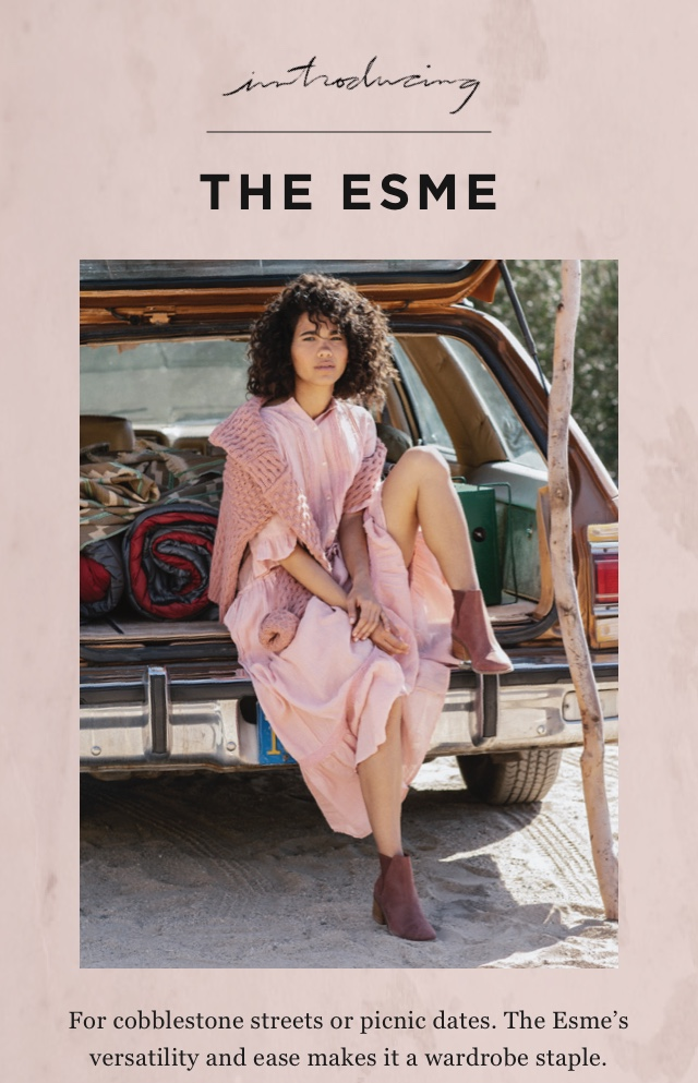Introducing The Esme