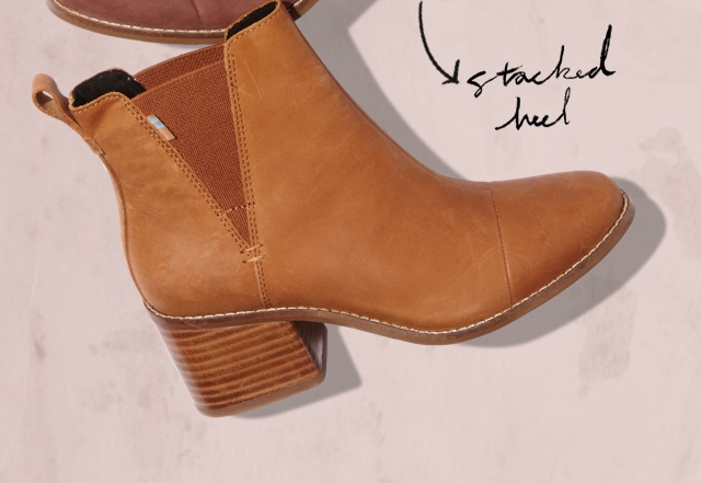 Tan Leather Women's Esme Boots