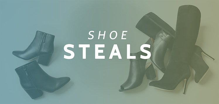 Up to 60% Off Boots & Booties