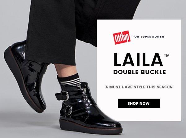 78de00cafbbbef Shoetique  Buckle up! FitFlop Laila Ankle Boots Have Landed
