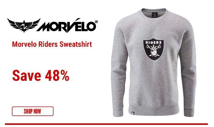 Morvelo Riders Sweatshirt