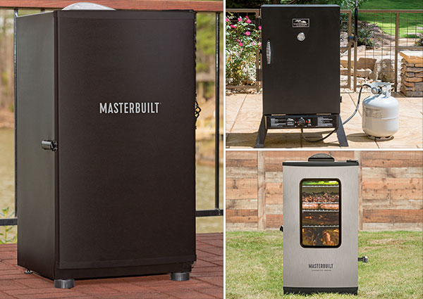 MASTERBUILT SMOKERS