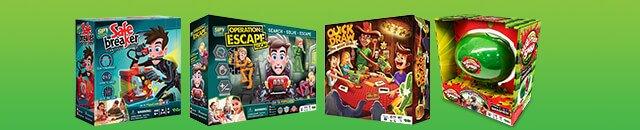 Yulu games product range