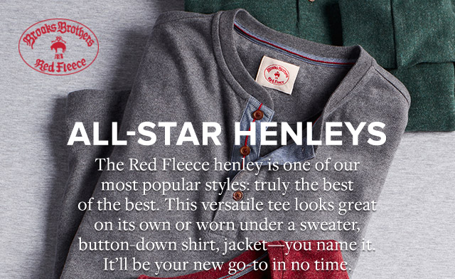 ALL-STAR HENLEYS