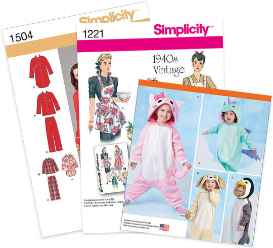Simplicity Patterns.