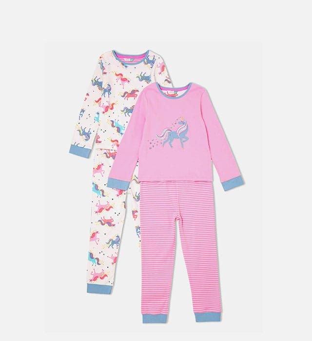 93b6c048e John Lewis & Partners Unicorn Pyjamas, ...